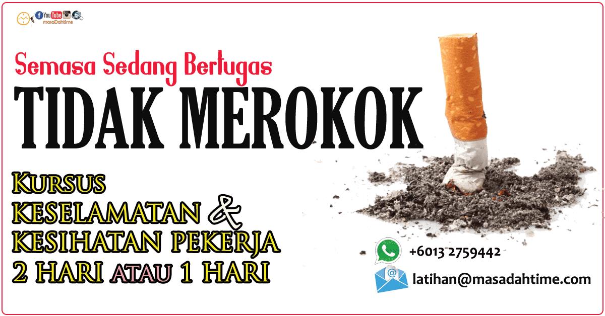 Keselamatan dan Kesihatan Pekerja Tidak Merokok